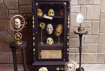 Witchy Dollhouse