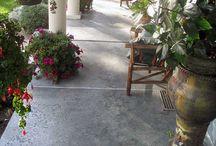 Outdoor Floors