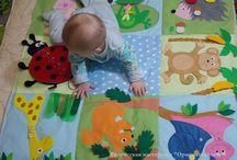 Развивающие коврики