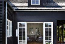 scandinavian house exterior