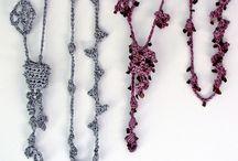 Crochet Necklace/Bracelet