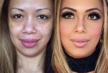 MAKEOVERS! / The before and after looks created to enhance your beauty!