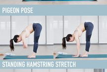 Stretch routine