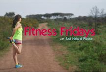 Fitness Fridays / I'm starting a new rubric in Just Natural Please this Friday (17th April). It is called Fitness Fridays and it's all about inspire you to move your body! Stay tuned!