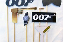 007 Party Props