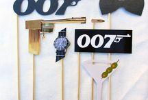 James Bond / by Madeline Leung