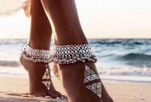 Boho Jewelery - Anklets