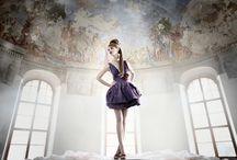Fashion designed by Odette