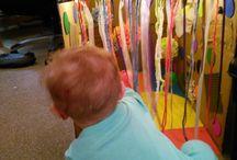sensory play tunnel