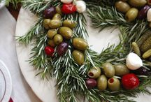 Christmas Food Ideas / A collection of the best ideas around Christmas food recipes, decorations, DIY food gifts etc.  -Made by Greek Brands-  http://www.greekbrands.com