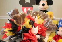 Mickey mousse / Traktaties