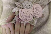 manicotti (guanti senza dita)