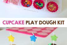 Play dough ideas