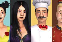 Sims - MySims