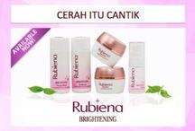 rubiena / brightening set