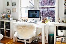 Office / by Hannah J. McKay