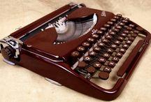 Maquinas de Escribir - Typewriter / Maquinas de Escribir - Typewriter
