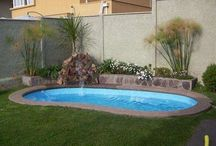 piscinas patio pequeño