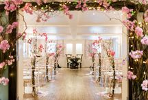 Woodhall Manor,Woodhall Drive, Sutton, Woodbridge, Suffolk / Jades flower design at Woodhall Manor