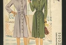Vintage Patterns / by Ms. M
