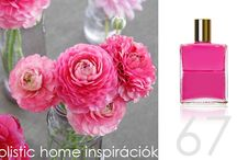 *Aura-Soma & Home Decor* Magenta Inspirations