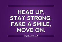 head up.....