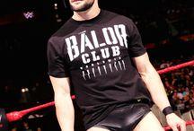 Physique Pro-wrestler