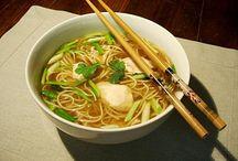 Soupe chinois