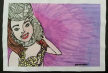 Bianca Arts / My arts in general: drawings, paintings, photographies and more...