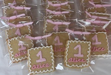 Party DIY / Cakes, favours & crafty sewing projects