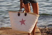 20 Violets Bags / Beautiful Bags from Ibiza Spain!