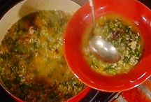 Fascination with soups / Delicious Soups / by Nonion Buizness