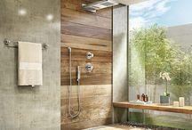 Banheiros da casa dos sonhos