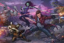 Comics: Guardians of the Galaxy