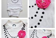 DIY babypige / Ideer til babypige