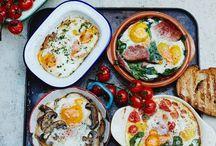 Breakfast/light lunch ideas