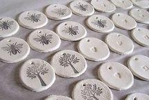 Salt dough(só- liszt gyurma)
