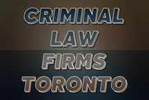 Criminal Law Firms Toronto