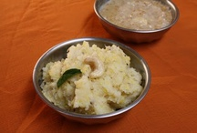 South Indian Breakfasts / by Srivalli Jetti