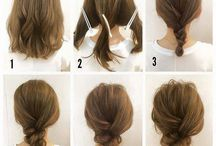 Hair styles diy medium