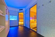 """""""La felicità è la salute dell'anima"""" - Aristotele / Hotel Baranci Residence - San Candido (BZ) - Italy  Oasi del Benessere Spa by Wellness Today_Happy Sauna Group"""