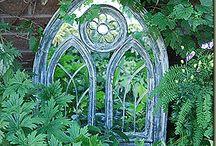 Tingelis tangelis -puutarha