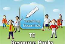 TE Resource Packs / Examples and information about what you'll find in our resource packs. www.teachingessentials.co.uk/store.html
