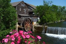 Pigeon Forge Old Mill Area / by Hidden Springs Resort