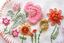 Creative Stitches / by Rhonda Pickard