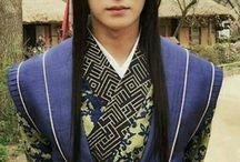 Hwarang King Jingheung/Ji Dwi