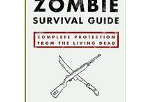 Your friendly neighborhood zombie hunter / by Ryan Matsumoto
