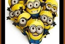 Minions / by Tammy Taylor Oxford