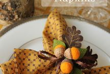 It's Fall! Sewing / Sewing projects perfect for the fall and Thanksgiving