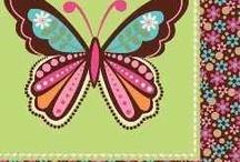 festa tema farfalle